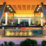 hotel-spa-sentrador-playa-eingang