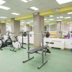 azuline-hotel-bahamas-fitnessraum