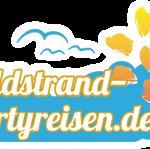 Logo Goldstrand Partyreisen | Partyurlaub