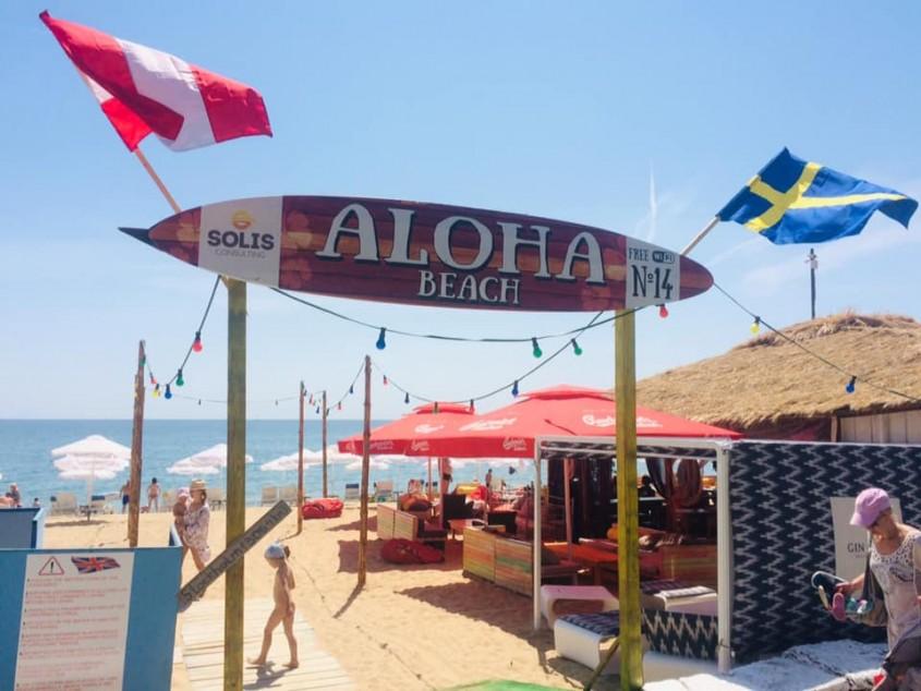 Sommer, Beach, Party, Juli 2021 – Der Goldstrand ruft