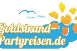 Logo - Goldstrand Partyreisen